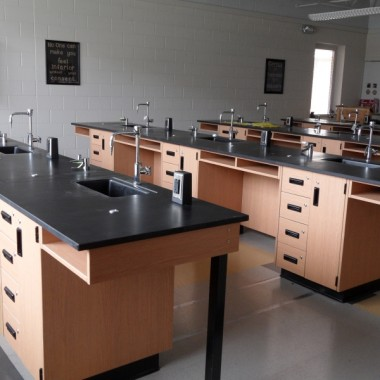 How to find design inspiration for your school science lab