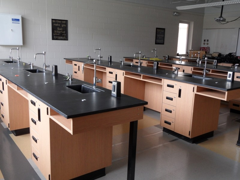 How to find design inspiration for your school science lab RCR