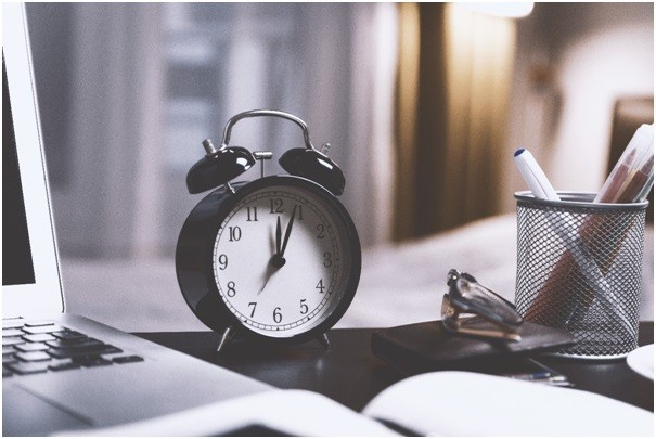 How to Be in Time with Your Studies