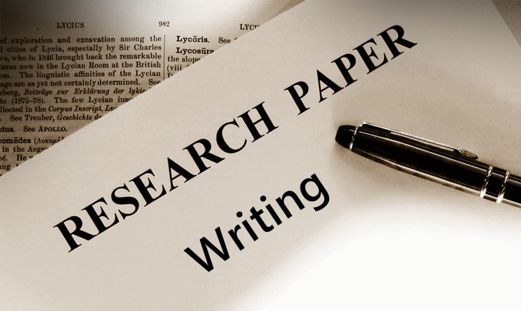 Professional research paper writer