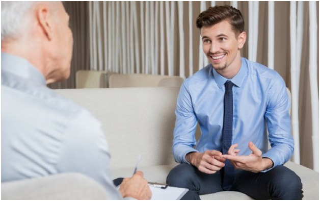 Never let anyjob interview stress you out